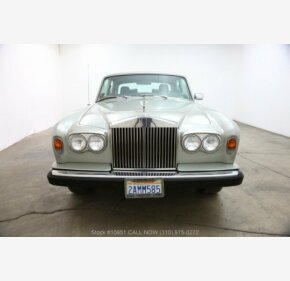 1979 Rolls-Royce Silver Shadow for sale 101148116