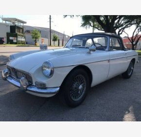 1966 MG MGB for sale 101148127