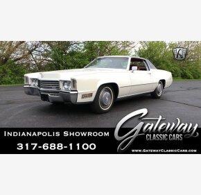 1970 Cadillac Eldorado for sale 101148152