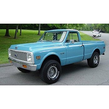 1972 Chevrolet C/K Truck for sale 101148165
