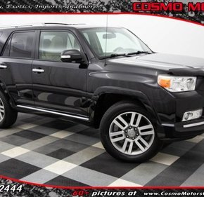 2011 Toyota 4Runner 4WD for sale 101148169