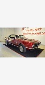 1968 Chevrolet Camaro for sale 101148190
