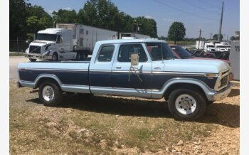 1977 Ford F250 2WD SuperCab for sale 101148231