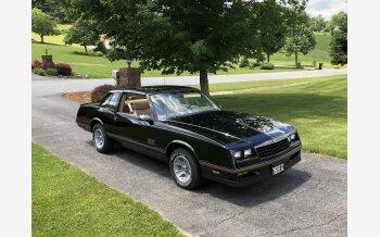 1987 Chevrolet Monte Carlo SS for sale 101148237