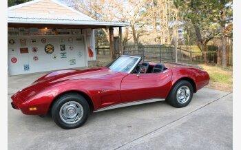 1975 Chevrolet Corvette Convertible for sale 101148240