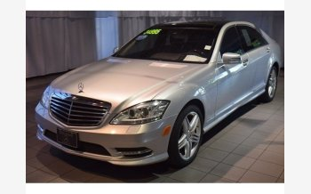 2013 Mercedes-Benz S550 4MATIC for sale 101148248
