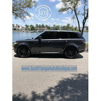 2017 Land Rover Range Rover Sport for sale 101148268