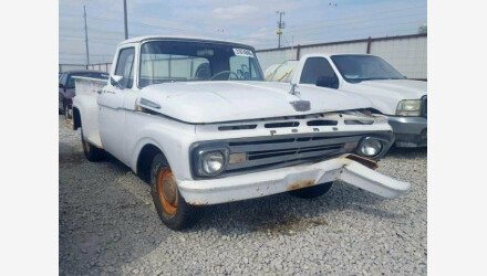 1962 Ford F100 for sale 101148418