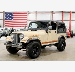 1983 Jeep CJ 7 for sale 101148599