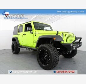 2017 Jeep Wrangler 4WD Unlimited Sport for sale 101148654