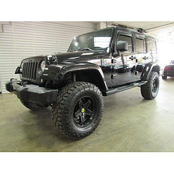 2014 Jeep Wrangler 4WD Unlimited Sahara for sale 101148780