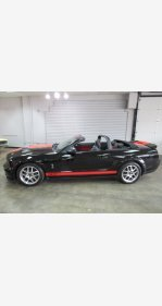 2008 Ford Mustang Shelby GT500 Convertible for sale 101148784