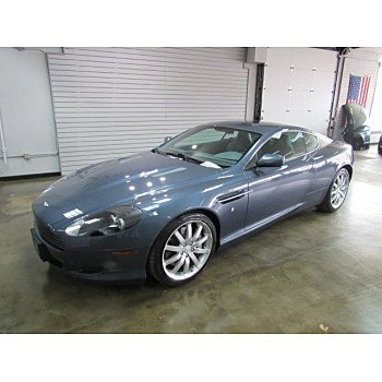 2005 Aston Martin DB9 Coupe for sale 101148799