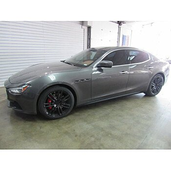 2016 Maserati Ghibli S Q4 for sale 101148805