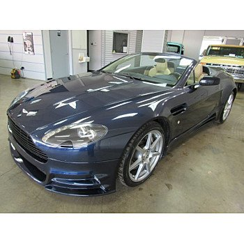 2008 Aston Martin V8 Vantage Roadster for sale 101148811