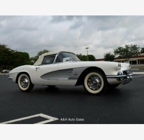 1961 Chevrolet Corvette for sale 101148823
