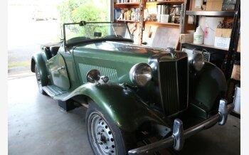 1951 MG MG-TD for sale 101148895