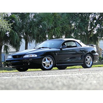 1997 Ford Mustang Cobra Convertible for sale 101149080