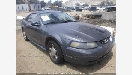 2003 Ford Mustang Coupe for sale 101149322