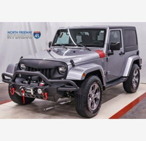 2016 Jeep Wrangler 4WD Sahara for sale 101149509