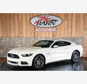 2015 Ford Mustang 50 Years Coupe for sale 101149525