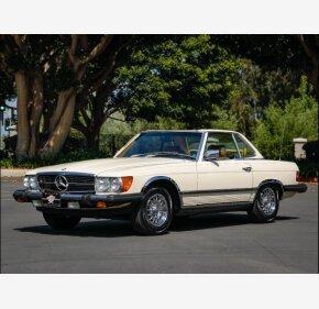 1984 Mercedes-Benz 380SL for sale 101149546