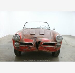 1960 Alfa Romeo 2000 for sale 101149576