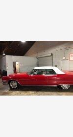1966 Cadillac De Ville for sale 101149619