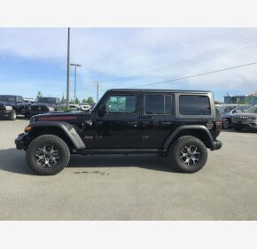 2018 Jeep Wrangler 4WD Unlimited Rubicon for sale 101149648