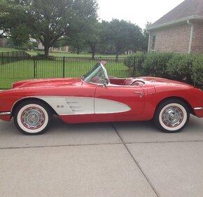 1960 Chevrolet Corvette Convertible for sale 101149653