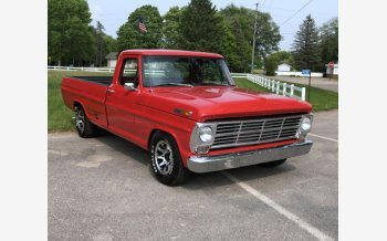 1968 Ford F100 for sale 101149731