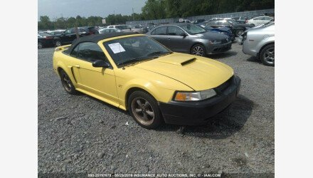 2003 Ford Mustang GT Convertible for sale 101149956