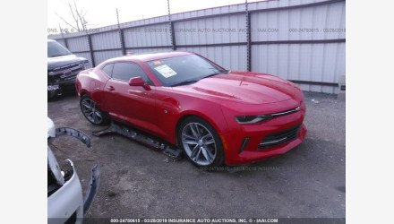 2018 Chevrolet Camaro LT Coupe for sale 101149960