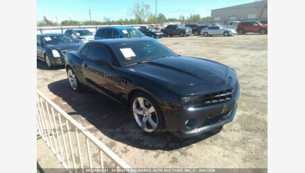 2010 Chevrolet Camaro SS Coupe for sale 101150042