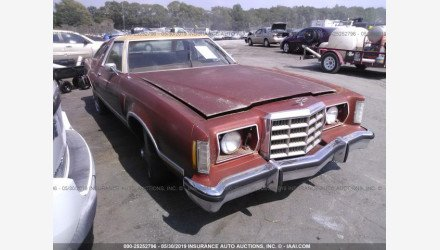 1979 Ford Thunderbird for sale 101150046