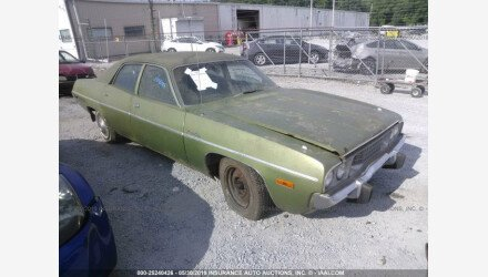 1973 Plymouth Satellite for sale 101150060