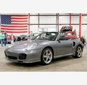 2005 Porsche 911 Cabriolet for sale 101150156
