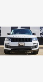 2018 Land Rover Range Rover for sale 101150160