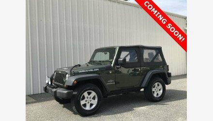 2008 Jeep Wrangler 4WD X for sale 101150172
