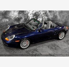 2001 Porsche Boxster S for sale 101150176