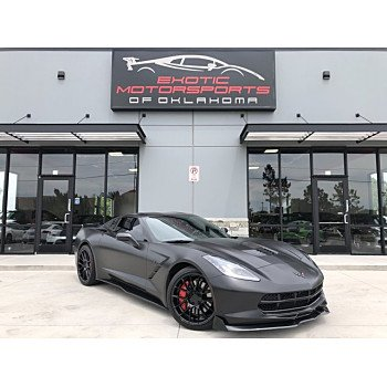 2016 Chevrolet Corvette Coupe for sale 101150193