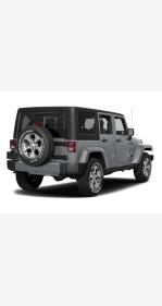 2018 Jeep Wrangler JK 4WD Unlimited Sahara for sale 101150260