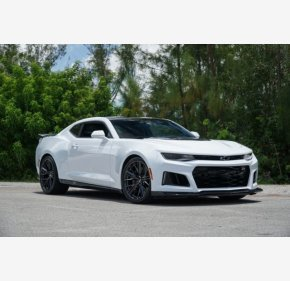 2018 Chevrolet Camaro for sale 101150289