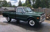 1972 Chevrolet C/K Truck 2WD Regular Cab 2500 for sale 101150303