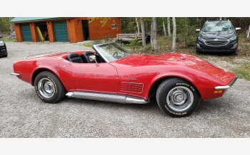 1971 Chevrolet Corvette Convertible for sale 101150319