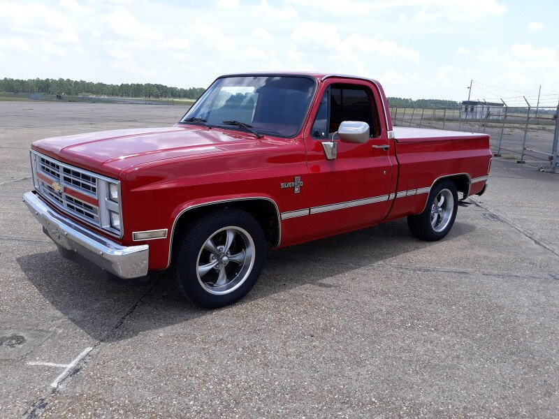 1985 Chevrolet C/K Truck Classics for Sale - Classics on