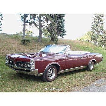 1967 Pontiac GTO for sale 101150338