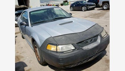 2000 Ford Mustang Coupe for sale 101150442