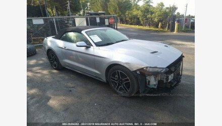 2019 Ford Mustang for sale 101150499