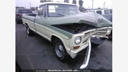 1969 Ford F250 for sale 101150618